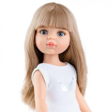 Кукла Карла, 32 см в пижаме Paola Reina (Испания) 13207