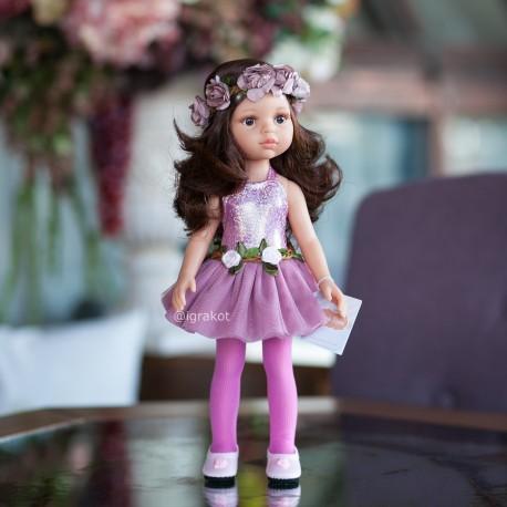 Кукла Кэрол балерина 32 см Paola Reina (Испания) 04446