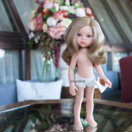 Кукла Карла без одежды Paola Reina (Испания) 14802