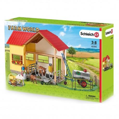 Набор  Жизнь на ферме Schleich (Германия) 42394