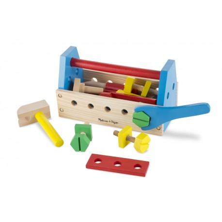 Деревянный набор инструментов Melissa and doug (США) 494M