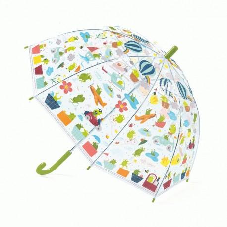 Зонтик Лягушата Djeco DD04808