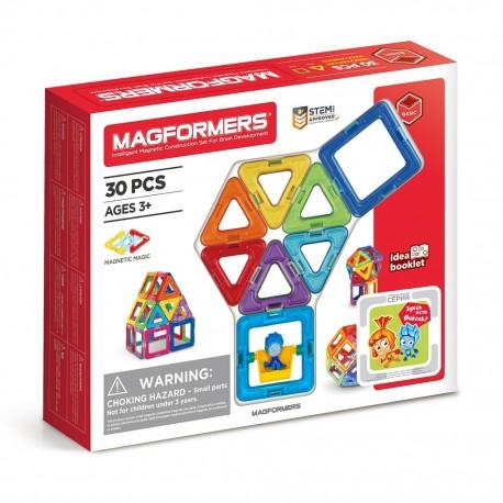 Магнитный конструктор Magformers 30 деталей