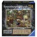 """Пазл-квест """"Кухня ведьмы"""" 759 эл. Ravensburger (Германия)"""