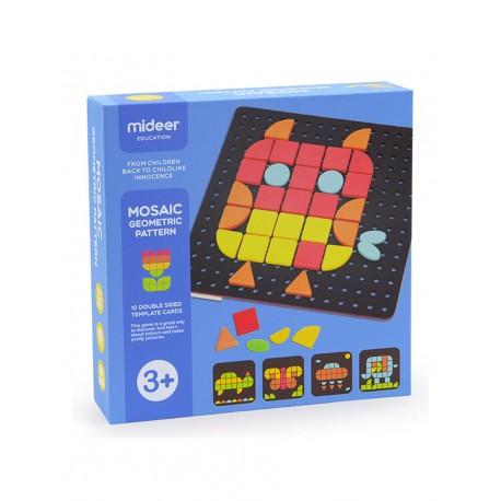 Мозаика с геометрическими фигурами MiDeer
