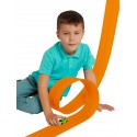Умная Дорога Гибкий трек для машинок 5 м  (оранжевая)