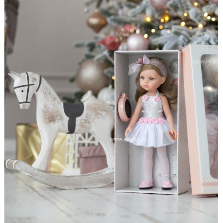 Кукла Карла балерина, 32 см Paola Reina (Испания) 04447