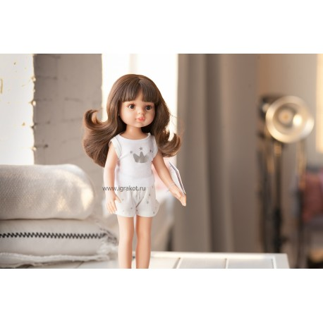Кукла Кэрол в пижаме 32 см Paola Reina (Испания) 13209