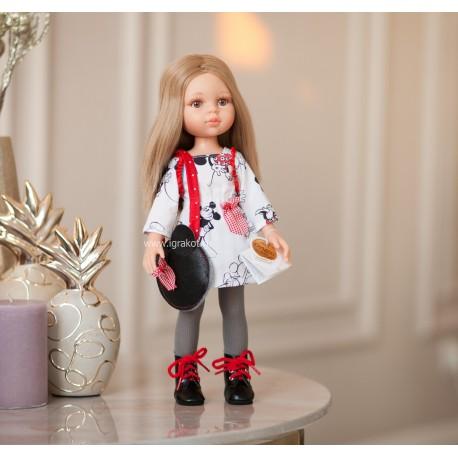 Кукла Карла 32 см  Paola reina (Испания) 04437