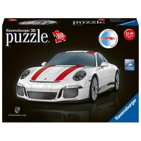 3D-пазл  «Porsche 911R», 108 эл. Ravensburger