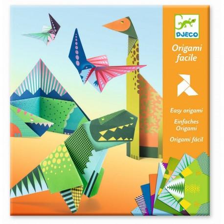 Оригами Динозавры Djeco (Франция) 08758