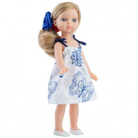 Кукла Валериа 21 см Paola Reina (Испания) 02105