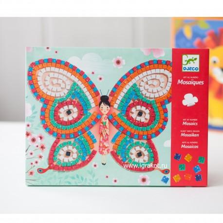 Мозаика Бабочки Djeco (Франция) 08898