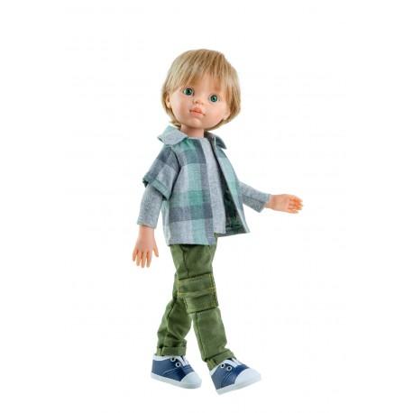 Кукла Луис 32 см Paola Reina (Испания) 04419