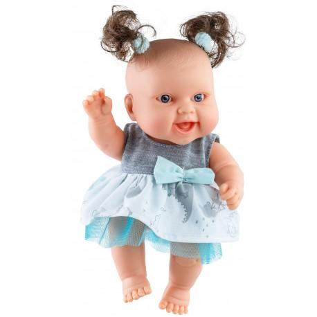 Кукла-пупс Берта 22 см Paola Reina (Испания) 00136