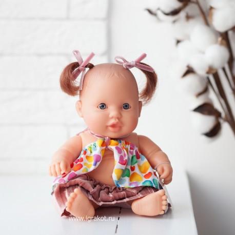 Кукла-пупс Грета 22 см Paola Reina (Испания) 00143