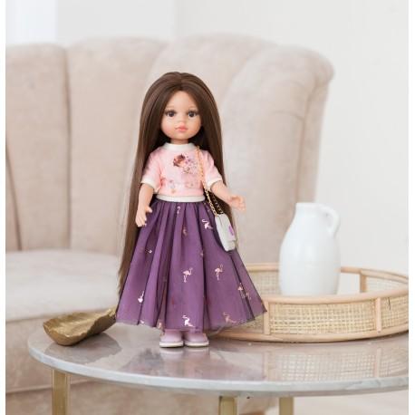 Одежда для куклы Paola Reina 32 см Фламинго