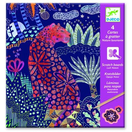 Набор для создания картин стилосом Богатства природы Djeco (Франция) 09728
