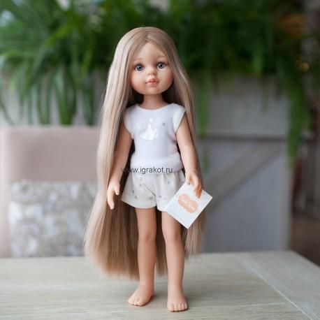 Кукла Карла (рапунцель) без одежды Paola Reina (Испания)