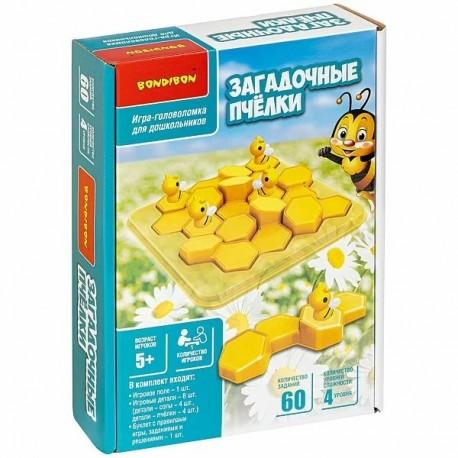 Логическая игра Загадочные пчёлки Bondibon