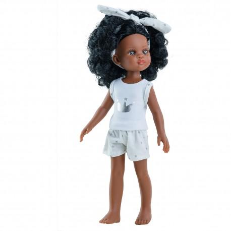 Кукла Нора в пижаме 32 см Paola Reina (Испания) 13205