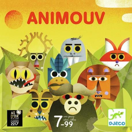 Настольная игра Анимо Djeco (Франция) 08446
