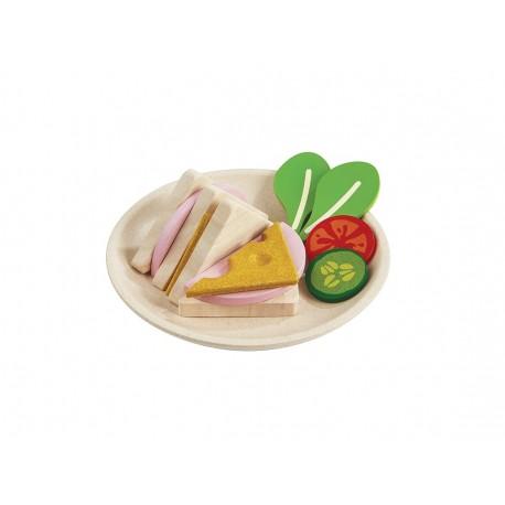 Набор «Сэндвич» Plan Toys (Тайланд)