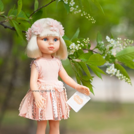 Кукла Клаудия NEW 32 см Paola Reina (Испания) 04524
