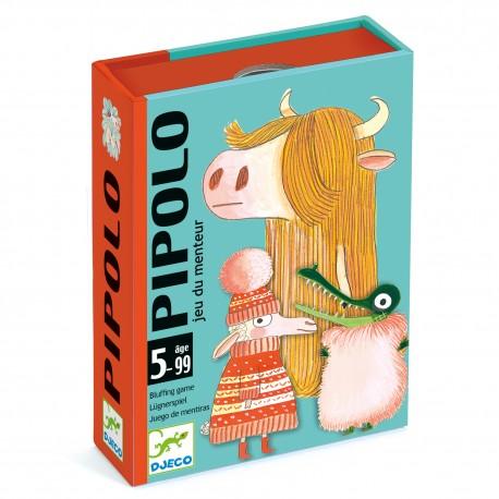 Карточная игра «Пиполо»  Djeco (Франция) 05108