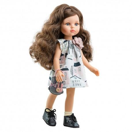 Кукла Кэрол, 32 см Paola reina (Испания) 04457