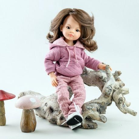 Кукла Мали, 32 см, шарнирная Paola Reina (Испания) 04850