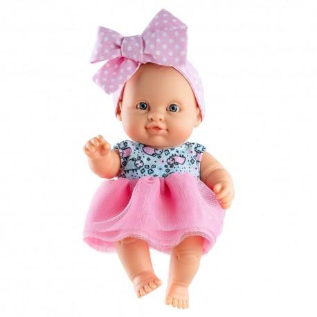 Кукла-пупс Ирина, 22 см Paola reina (Испания) 00153