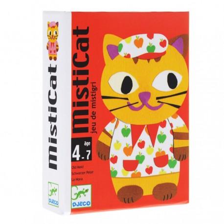 Карточная игра «Мистикэт» Djeco (Франция)