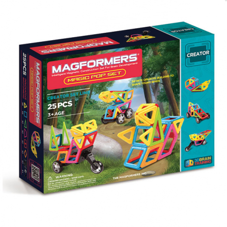 """Магнтный конструктор Magformers """"magic pop set"""""""