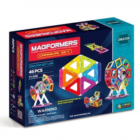 Магнитный конструктор Magformers Carnival Set 46 эл.